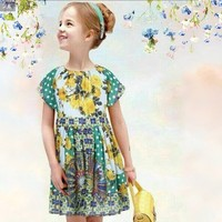 Children girl dress dresses of party for girls of 12 years evening dress 2015
