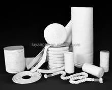 Ceramic fiber cloth / Aluminosilicate Cloth with glass