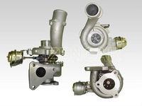 GT1749V supercharger for Laguna II, Megane II 1.9L dCi F9Q Engine 14411-AW301