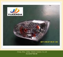 OEM:L92301-22300/22310 R92302-22300/2 ACCENT'98-99 high power car CORNER lamp/car parts/auto parts FOR ACCENT'98-99