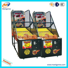 2015 China basketball arcade game machine / electronic basketball scoring machine