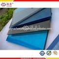Precio de hoja de policarbonato sólido de Invernadero/invernadero de policarbonato de alta calidad/Hoja de policarbonato de invernadero de revestimiento UV
