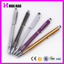 Promotional Ball pen metal/aluminium ball pen/promotion gifts for pen bulk from china