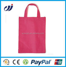 2015 high quality non woven fabric bag carrier bags laundry washing