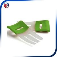 Plastic 2 pcs salad hands/ salad tools As seen on TV