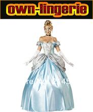 Lujo de Halloween Cosplay Mujeres Queen Disfraces