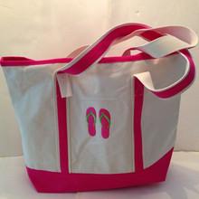 best selling wholesale factory manufacturer fashional cotton canvas women's bag