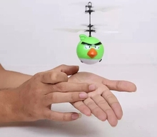 2015 Flying Saucer Bird Infrared Induction RC Helicopter Floating Remote Control Model Professional Drone Children Toys