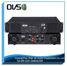 Wholesale china class D audio digital power amplifier