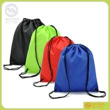 Large Drawstring Bags Backpack Tote Cinch Sack School Bag Sport Gym Travel Bag