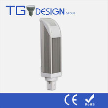 3 years warranty 10W 1100lm led pl lamp g24 with ce rohs