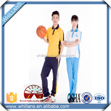 2015 new fashion basketball uniform design