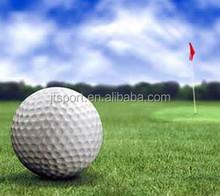 Supply large Custom logo driving range golf balls