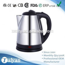 1.8L DE 1801 2015 Hot Sale Hot selling electric kettle lowest price with good quality For Small Home Appliance