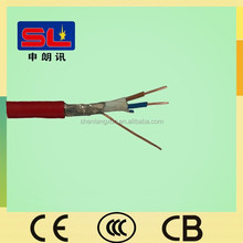 2 hour fire rated 2x1.5+E screen cable meet to AS/NZS 3013