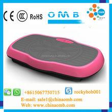 Yongkang OMB TM02 Multifunction Fitness Equipment Gym Vibration Platform