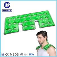 2015 gel inside boiling rechargeable heating pad for pain relief