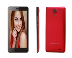 Best Selling Android 5.1 Smartphone vkworld VK6735 5 inch RAM 2G ROM 16G Cheap Big Screen Quad Core Android Phone