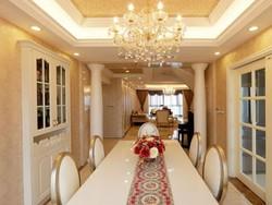 Modern luxury beige marble flooring tiles design