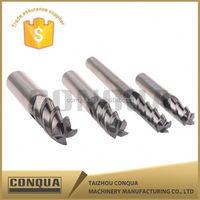 HSS endmill carbide end mill cutter solid carbide dowel drill bits