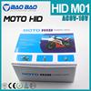 High Lumen!!! 12V hid xenon kit h4 bi-xenon hid kit 6000K/8000K 35W/55W motor HID xenon kit