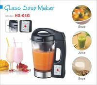 1.7L multifunctional Glass Soup maker/Soya maker/ Soup blender