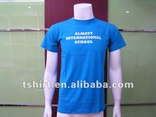 60% cotton 40% polyester new t-shirt fashionable 2012