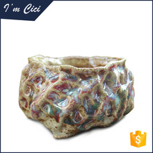 2015 Hot selling custom art pottery vase CC-D185