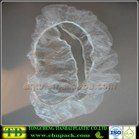 Disposable Plastic Shrink Car Bus Steering Wheel Cover