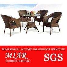 Moderno al aire libre muebles de jardín 101274+201274