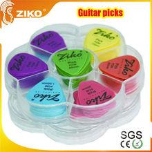 PVC ABS guitar picks
