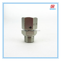 "China supplier stainless steel 1/2"" adjustable tube fitting"