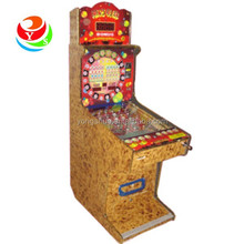 coin operated indoor oriental pearl pinball game machine