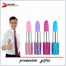 promotional diamond lipstick pen