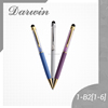 Wholesale high quality stylus touch crystal ball pen for ipad