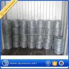 alibaba express weight galvanize barbed wire