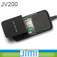 JIMI Multi-language Web Platform Motorbike GPS Tracker With Remote Controller JV200