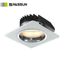 interior high quality 3 inch 9W square recessed downlight