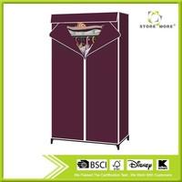 folding portable best seller non-woven wardrobe/cabinet/closet