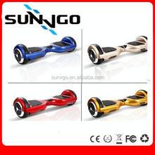 Newest scooter in American market electric scooter 6.5 inch two wheel hoverboard self balancing