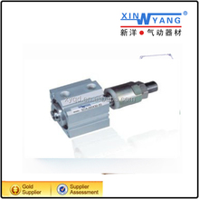 SDAJ Series Pneumatic Cylinder with adjustable Stroke
