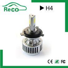 For citroen c4 led headlight h4,12v 24v led headlight for car