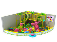 Top quality/hot sale/tree house indoor castle playground