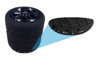 HOT SALES! Professional Tire Portable Speaker
