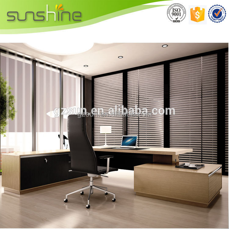 Executive Luxury Office Furniture Luxury Wooden Office Desk
