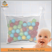 kids toy organizer with super suction cups