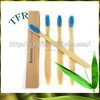 100% biodegradable wholesale eco kid toothbrush toothpaste travel kit