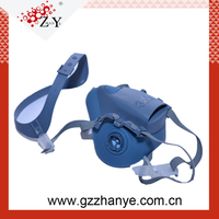 3M Gas Mask For Spraying Chemicals Double Filters Respitator