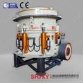 Alta calidad trituradora de piedra en india venta / HPS serie trituradora de cono