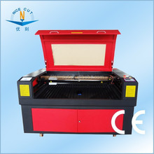 NC1390 3d CO2 Laser Tube crystal engraving high precision and high efficiency with water pump